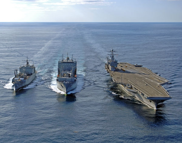 CFI UNDERWAY REPLENISHMENT SYSTEM (UNREP) TENSIONER SYSTEMS